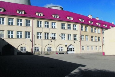 Szkoła Podstawowa nr 5 - budynek główny