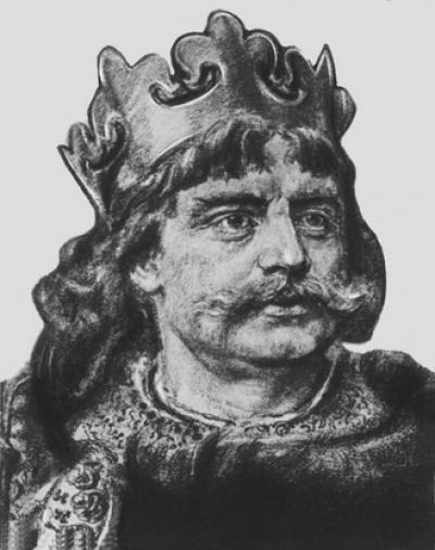 Bolesław Chrobry - król Polski