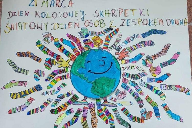 Światowy Dzień Zespołu Downa - 21 marca