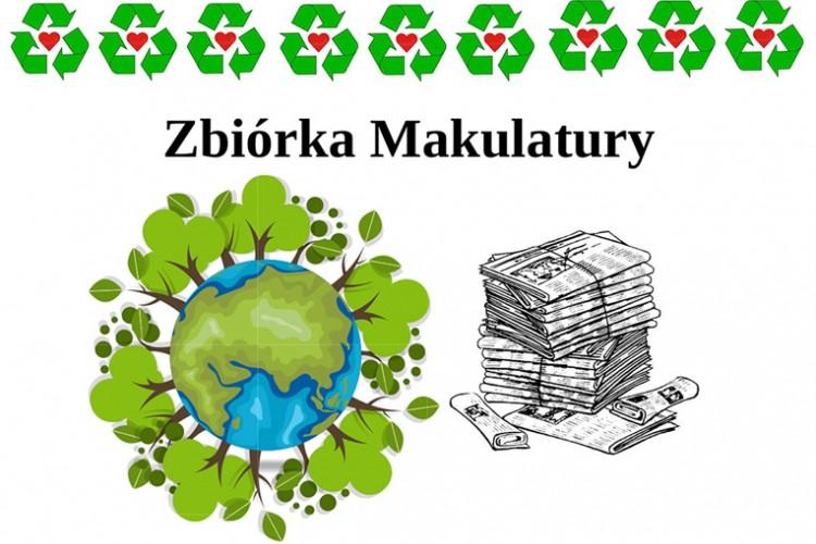 Środowisku pomagamy - makulaturę zbieramy